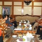 Para Rektor Perguruan Tinggi Jatinangor Bersilahturahmi di IPDN
