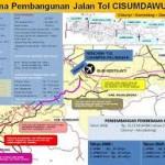 Pemilik Lahan di Jatinangor Mempertanyakan, Proyek Tol Cisumdawu Belum Disosialisasikan