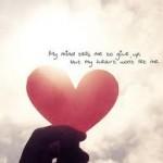 Kesederhanaan cinta