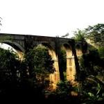 Misteri di Balik Angkernya Jembatan Cincin Jatinangor