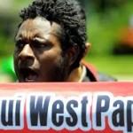 Mahasiswa Papua Ontrog Kampus IPDN