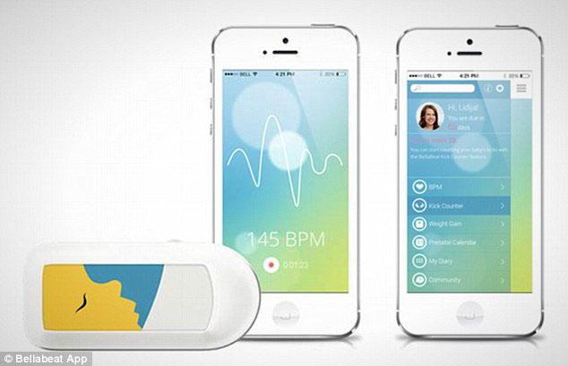 Bunda Bisa Mendengarkan Detak Jantung Janin Memakai Aplikasi Smartphone Ini