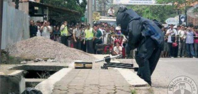 #KlipingPR Paket Diduga Bom Gemparkan Sejumlah Daerah di Jabar