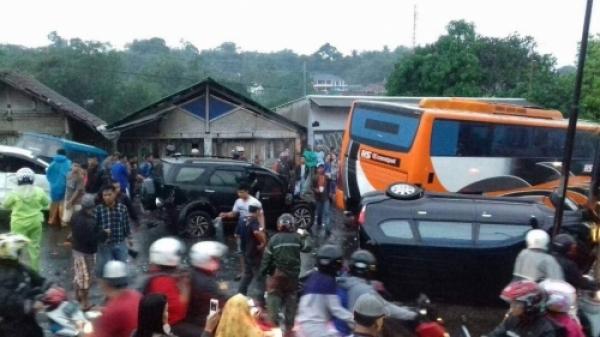 101 Orang Tewas Dalam Kecelakaan Selama Libur Panjang Maret-April