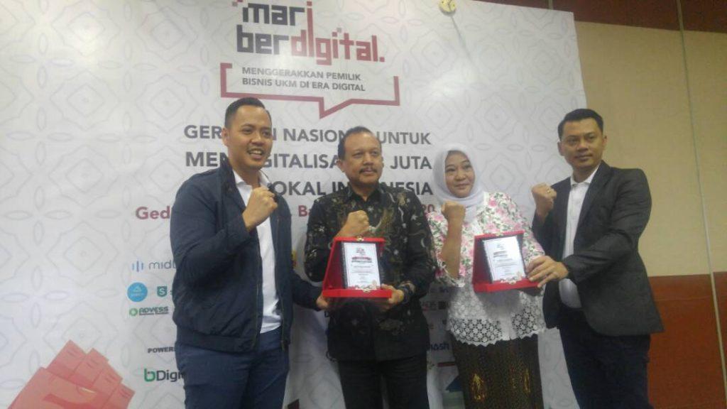 Gerakan Nasional Mari Berdigital Bandung (1)