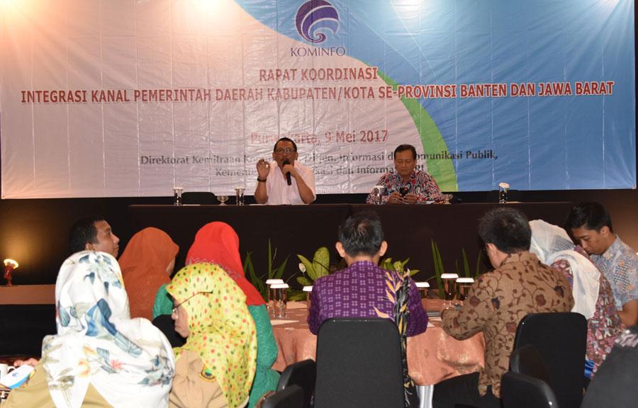 Satgas Medsos Jabar-Banten Melawan Hoax
