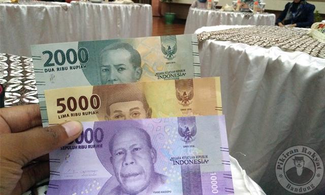 Waspadai Uang Palsu Jelang Lebaran