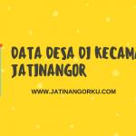 Infografis dan Data Desa di Kecamatan Jatinangor