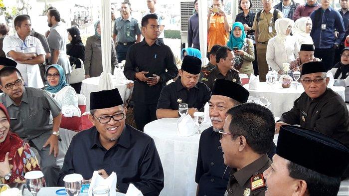 Aher Minta Halal Bihalal Dilestarikan Hingga ke Unit Terkecil Pemerintahan di Daerah