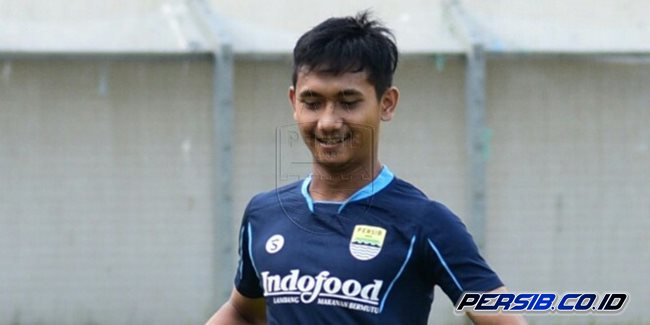 Ahmad Robby Antusias Ikuti Pemusatan Latihan di Jatinangor