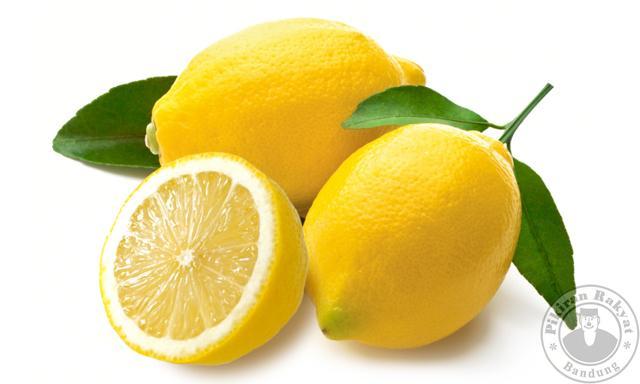 Begini Efek Jika Minum Air Lemon Setiap Hari