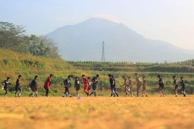 Ini Alasan, Persib U-19 Lakukan Pemusatan Latihan di Jatinangor