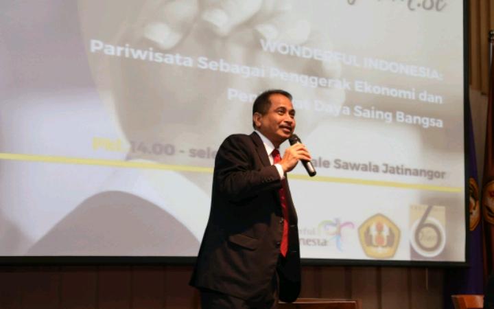 Indonesia Gencar Tingkatkan Jumlah Wisatawan Mancanegara