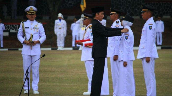 Jokowi Bandingkan Ekspektasi Layanan Publik dengan Layanan Pesan Makan via Ponsel
