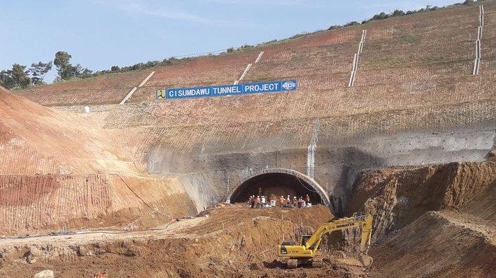 Terowongan Jalan Tol Cisumdawu, akan Jadi Terowongan Jalan Terlebar di Indonesia