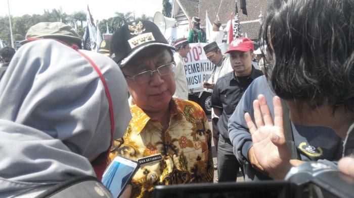 Bupati Sumedang Persilakan Warganya yang Akan Ikut Aksi di Magelang, tapi Ada Syaratnya
