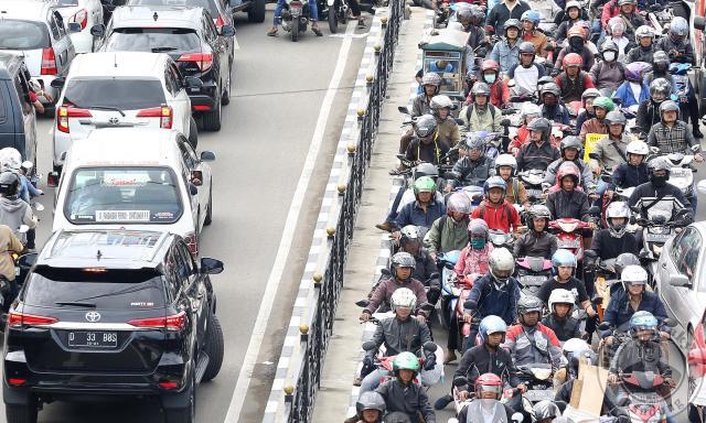 Fantastis Jumlah Sepeda Motor di Jawa Barat Ini Bikin Kamu Tak Mau Keluar Rumah