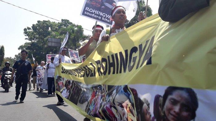 Terkait Rohingya, Ini 7 Tuntutan Solidaritas Masyarakat Sumedang untuk Myanmar
