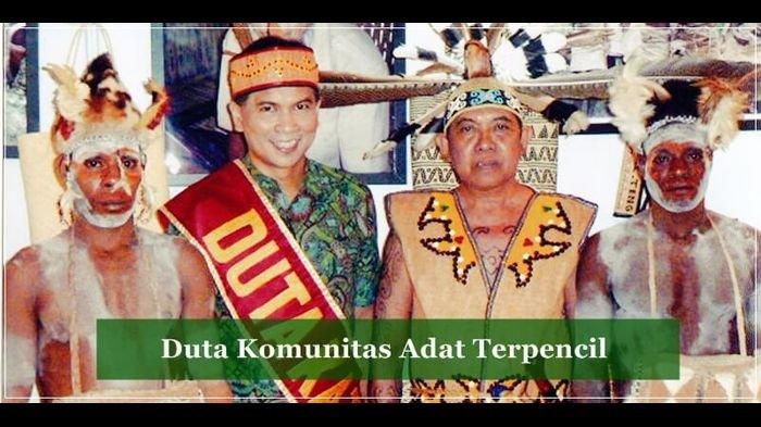 Setengah dari Komunitas Adat Terpencil di Indonesia Belum Tersentuh