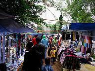Halaman ITB Tertutup, Pasar Loji Jatinangor Kian Semrawut