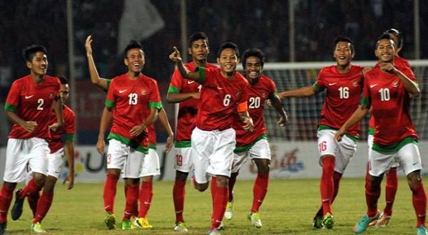 Posisi Timnas Indonesia Klasemen Grup B Piala AFF U-19