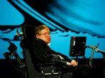 Fisikawan Jenius Stephen Hawking Dukung Hak Manusia Untuk Bunuh Diri dan Membunuh