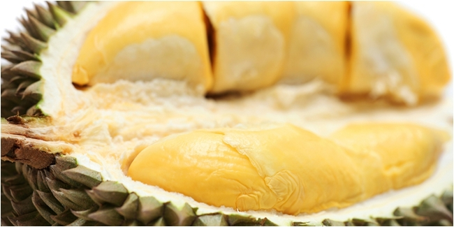 10 Manfaat Kesehatan Makan Durian