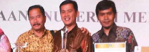 Bakohumas Jabar Sabet Lagi Juara Umum AMH 2013