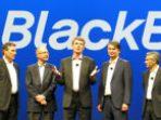 BlackBerry Mengatakan Selamat Tinggal Kepada Tiga Bos Besar