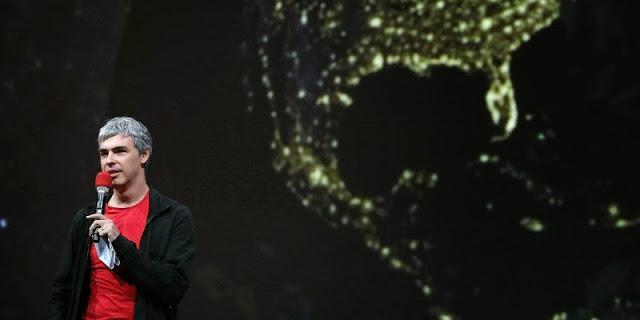 CEO Google Akan Menjadi Orang Paling berpengaruh dalam Sejarah Umat Manusia