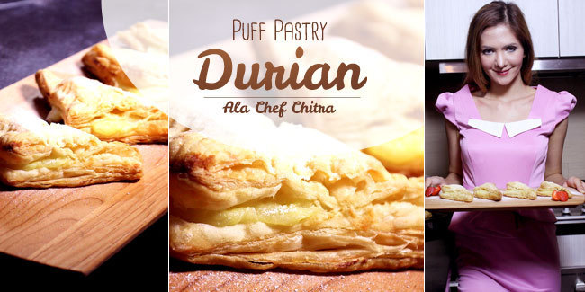 Puff Pastry Durian