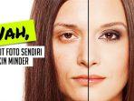 Sering Pakai Photoshop, Menurunkan Image Positif Pada Diri Sendiri