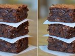Resep Brownies Panggang Cokelat Untuk Pemula