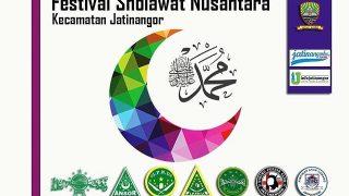 Festival Shalawat Nusantara Piala Presiden 2018 Tingkat Kecamatan Jatinangor