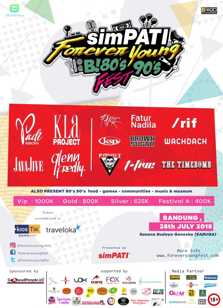 Forever Young Festival Bandung