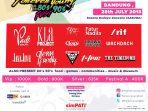 Kenang Kejayaan Musik Indonesia, GB Enterprise Helat simPATI Forever Young 80s 90s Fest