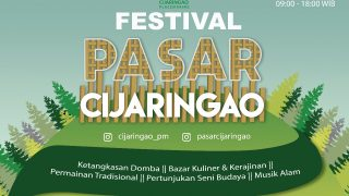 Mengenal Lebih Dekat Destinasi Digital Pasar Cijaringao di Bandung