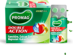 Promag Double Action – Solusi Sakit Maag