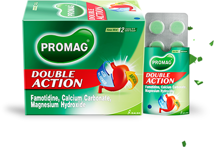 Promag Double Action - Solusi Sakit Maag