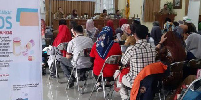 Tingginya Kasus HIV/AIDS di Sumedang, Jatinangor Paling Rawan