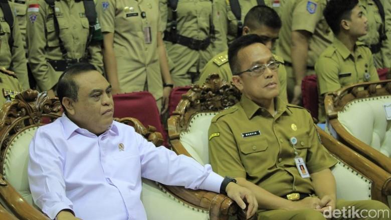 3 Ribu Praja IPDN Jatinangor Pilih Presiden di TPS Sekitar Kampus