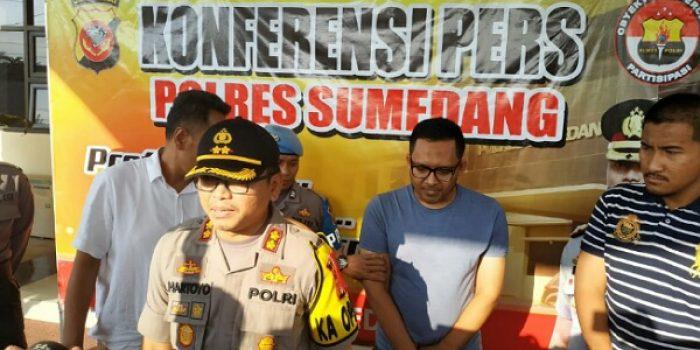 Posting Informasi Hoaks, Pemuda Asal Jatinangor Sumedang Terancam Pidana Hingga 6 Tahun
