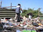 Warga Keluhkan TPS Liar di Jalan Kolonel Ahmad Syam Jatinangor, Bikin Bau Tak Sedap