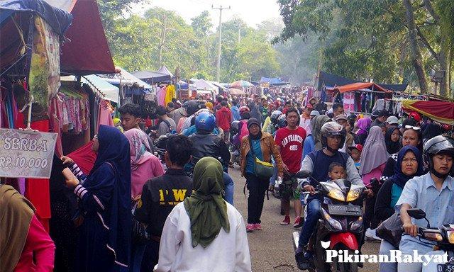 Pasar Unpad, Tradisi Minggu Pagi di Jatinangor Itu Kini Terancam Hilang