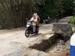 Buntut Pemasangan Patok PT KAI di Jatinangor, Petani Mengaku Tanah Miliknya Kena Patok
