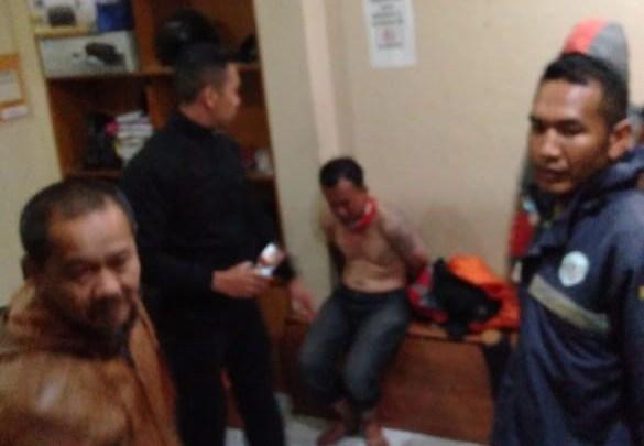 Pencuri di Koperasi IPDN Jatinangor Tertangkap Basah Sedang Beraksi