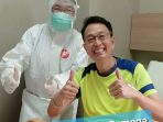 Motivator Bisnis Tung Desem Waringin Positif Covid 19 Corona