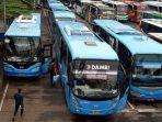 Mulai Hari Ini, Lima Trayek Damri Bandung Raya Berhenti Beroperasi Sementara