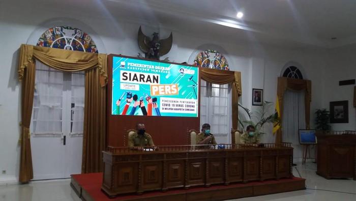 Perkembangan Pencegahan Penyebaran Covid-19 di Kabupaten Sumedang