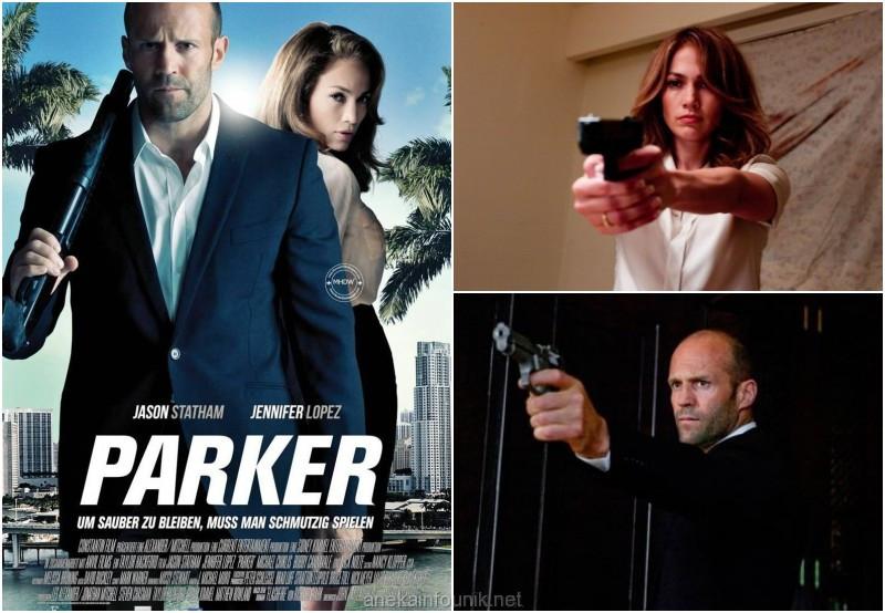 Sinopsis dan Review Lengkap Film Parker Bioskop Trans TV